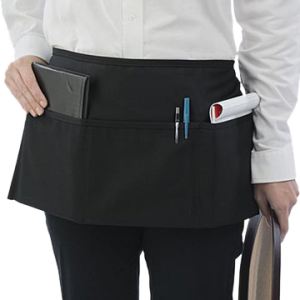 Laceys Workwear Half Bar Type Apron
