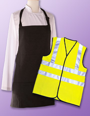 Aprons-Tabards-Safety